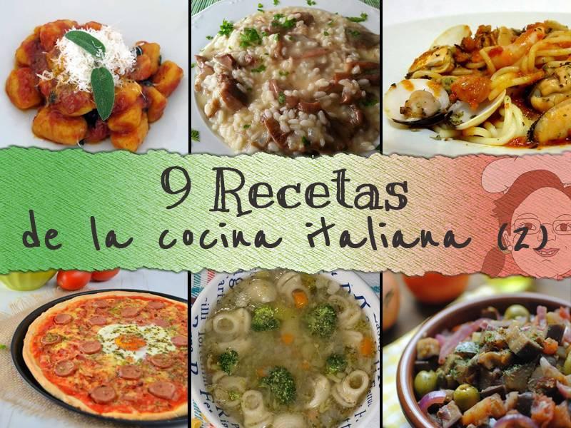 9 recetas de la cocina italiana 2 parte mamma mia for La cocina popular