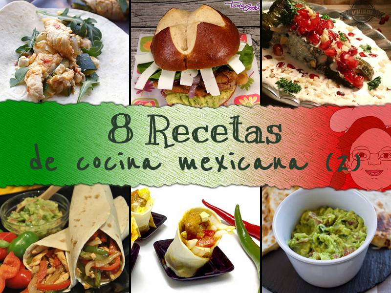 recetas cocina mexicana parte 2