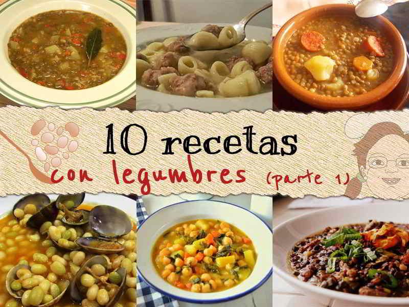 10 recetas con legumbres 1