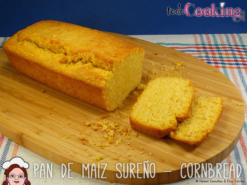 Pan-Maiz-Sureño-Cornbread-02 - recetas tradicionales de Estados Unidos