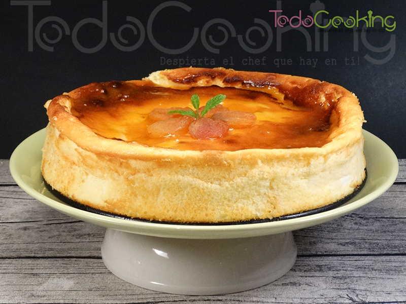 Pastel Yogur Turco