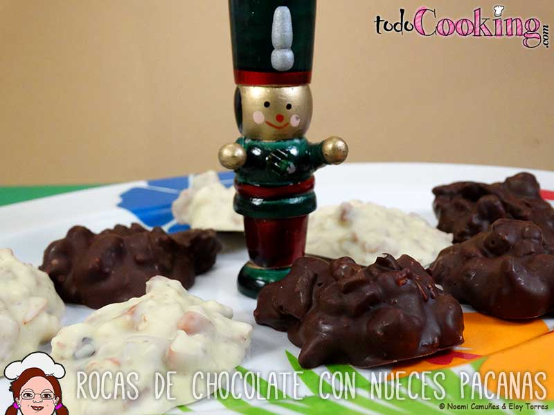 Rocas-Chocolate-Nueces-Pacanas