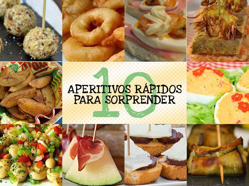 10 aperitivos r pidos y resultones para sorprender for Tapas originales para sorprender