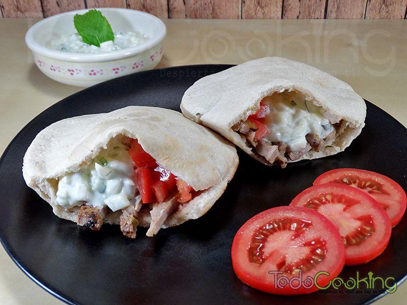 Sandwich Gyros